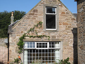 self catering cottages Ayrshire