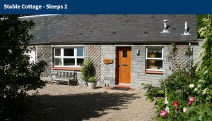 Stable Cottage - Self Catering Home Ayr
