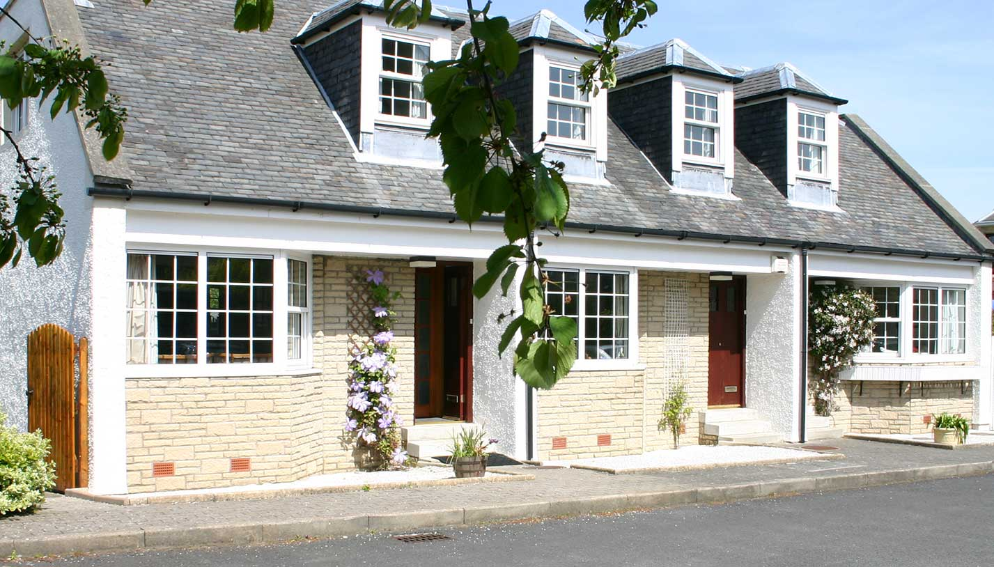 Church Cottage Holiday Rental Home in Ayr, Ayrshire, Scotland