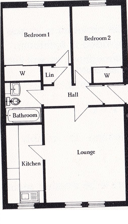 Floorplan 14B Riverview