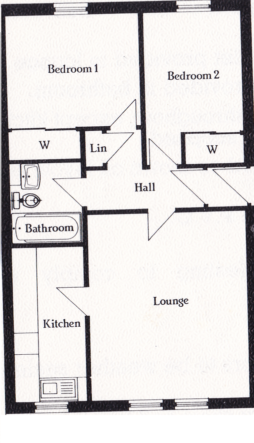 Floorplan 14D Harbourview