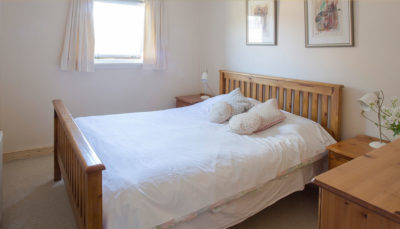 Riverview Flats Ayrshire, Double bedroom Accomodation